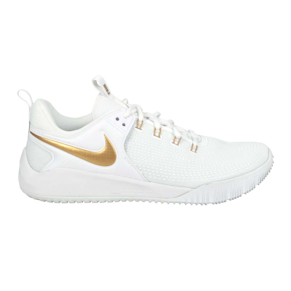 NIKE AIR ZOOM HYPERACE 2 SE 男排球鞋-訓練 運動 白金@DM8199170@