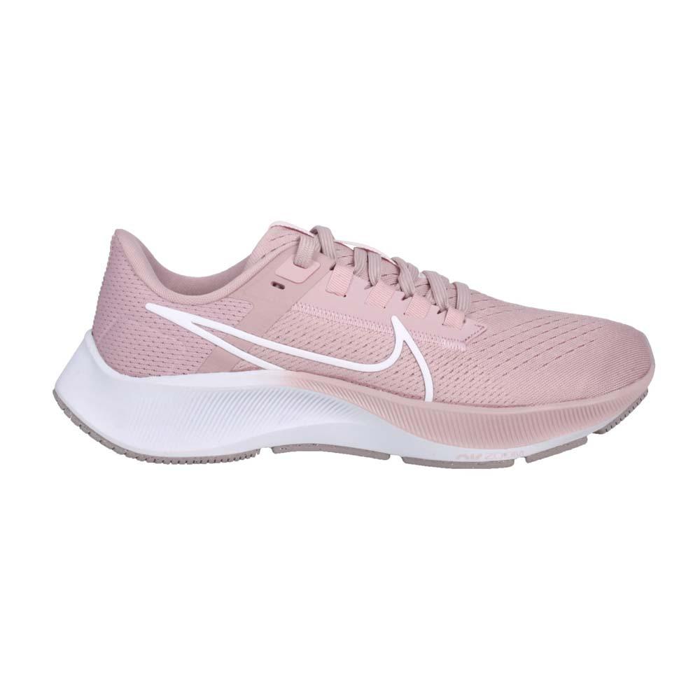 NIKE WMNS AIR ZOOM PEGASUS 38女慢跑鞋-飛馬 粉紅白@CW7358-601@