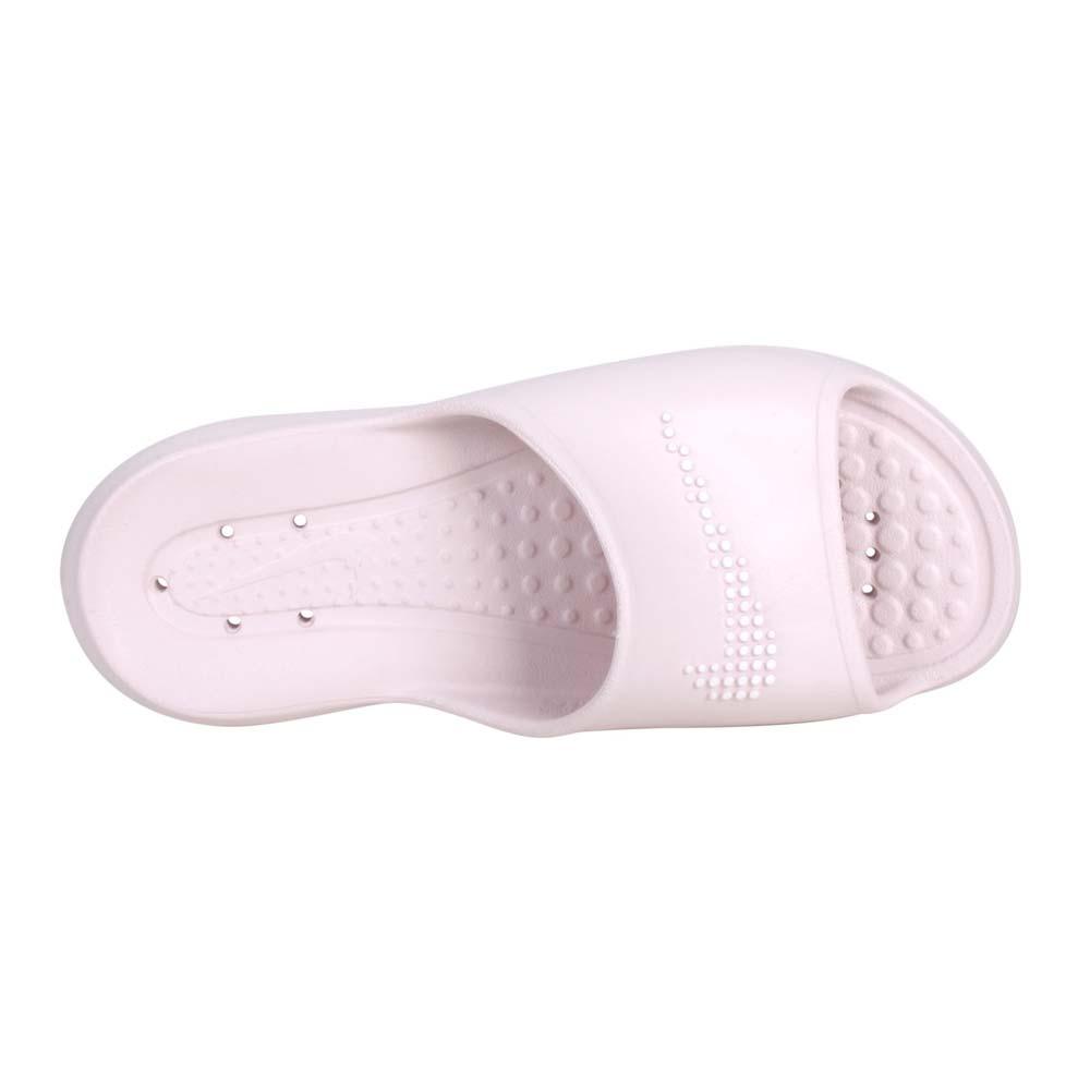 NIKE W VICTORI  ONE SHWER SLIDE 女休閒拖鞋 粉紅白@CZ7836-600@