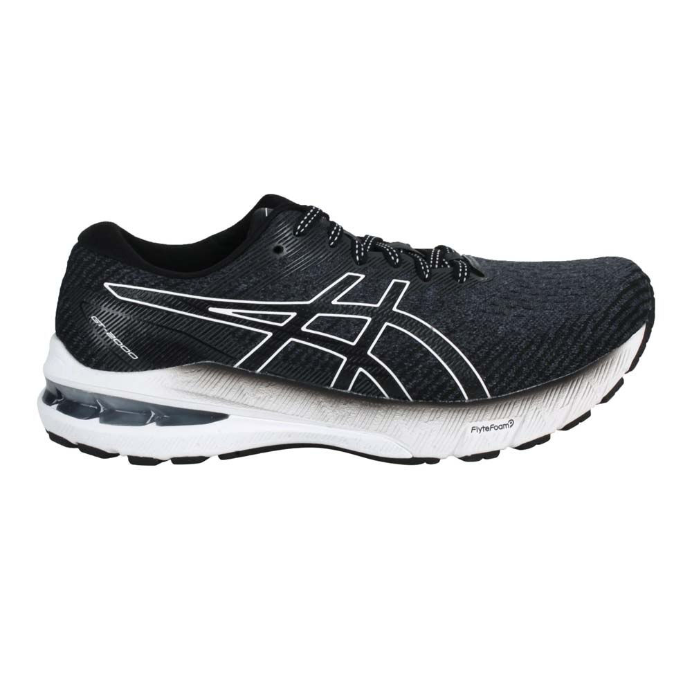 ASICS GT-2000 10 女慢跑鞋-2E-路跑 亞瑟膠 亞瑟士 黑灰白@1012B043-002@