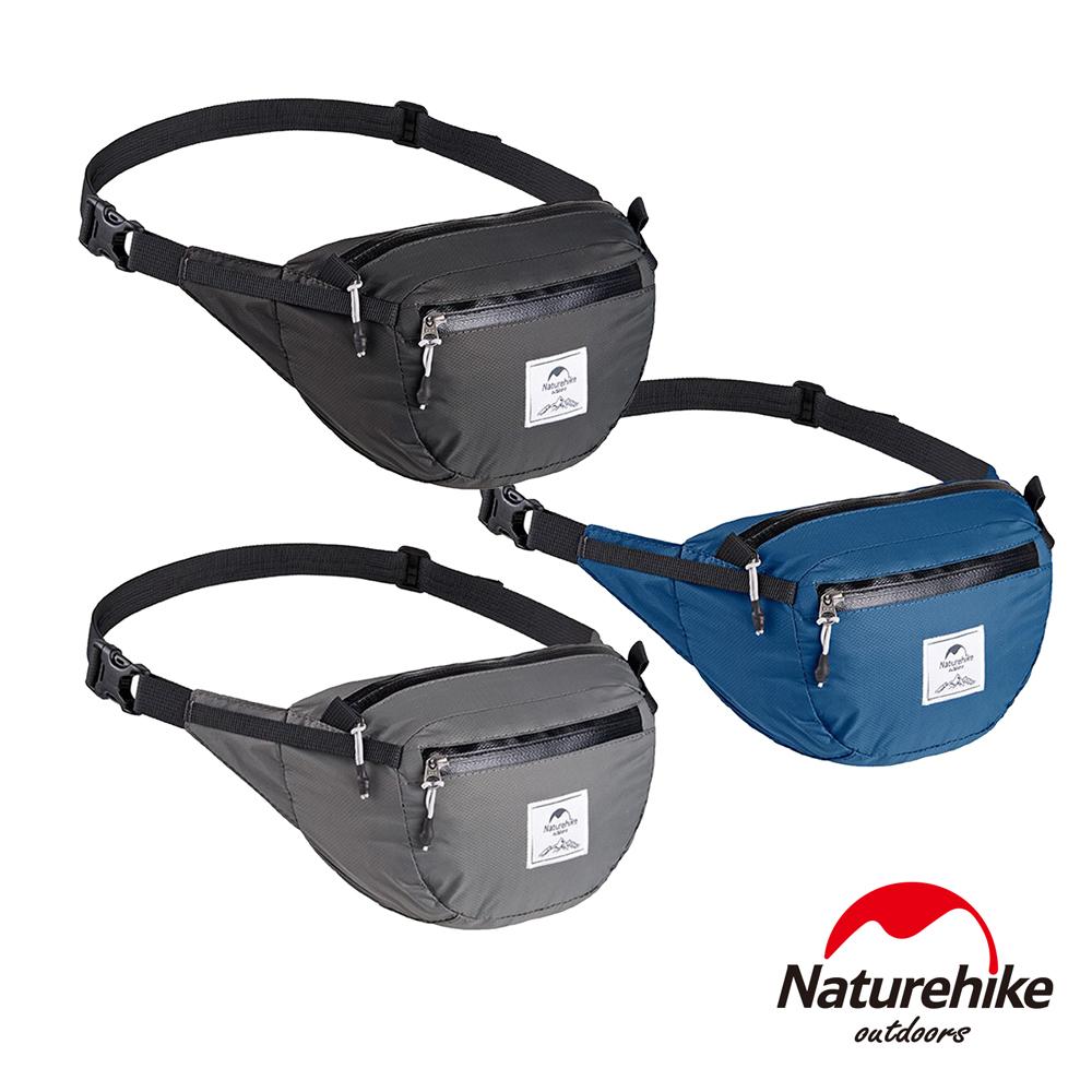 Naturehike 6L云雁超輕量防潑水折疊運動腰包 胸前包