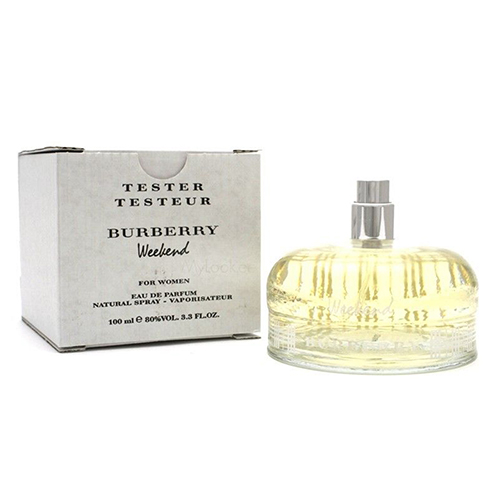 BURBERRY Weekend 週末女性淡香精 100ml tester