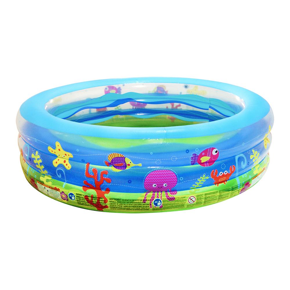 Summer 夏日悠遊海底泳池