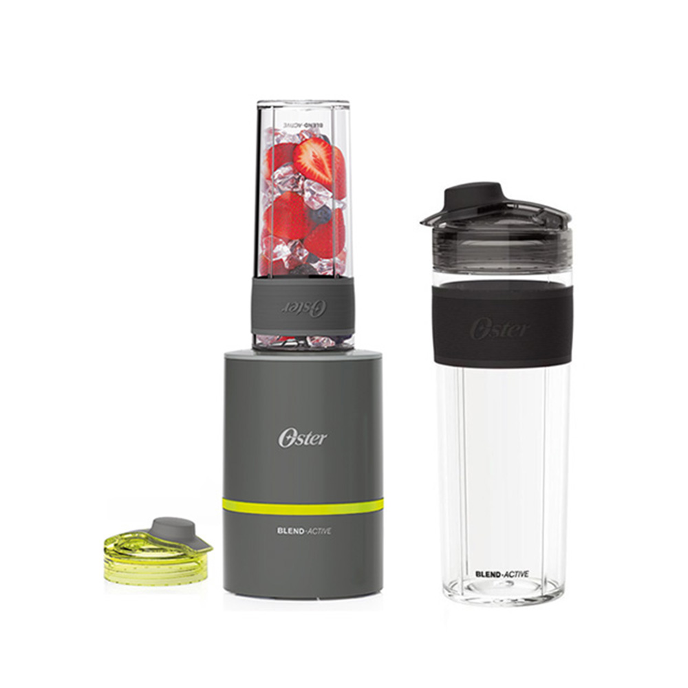 美國OSTER Blend Active一機二杯組-隨我型果汁機+替杯