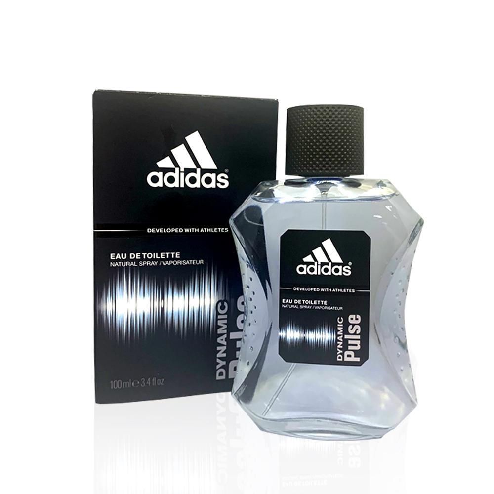 Adidas 愛迪達 DYNAMIC PULSE 青春活力運動男性香水 100ml