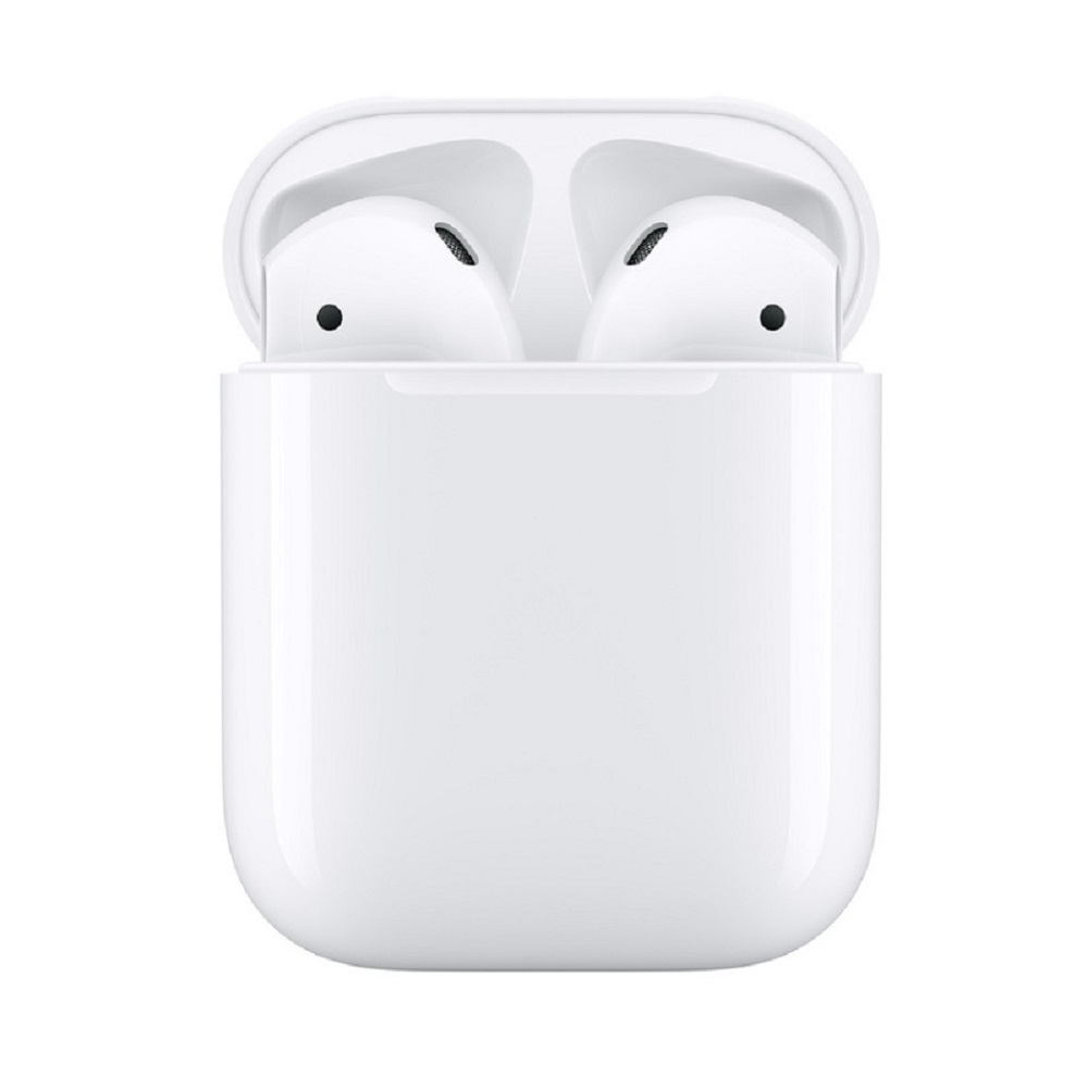 Apple AirPods 第二代 藍牙耳機 有線充電盒版(MV7N2TA/A)