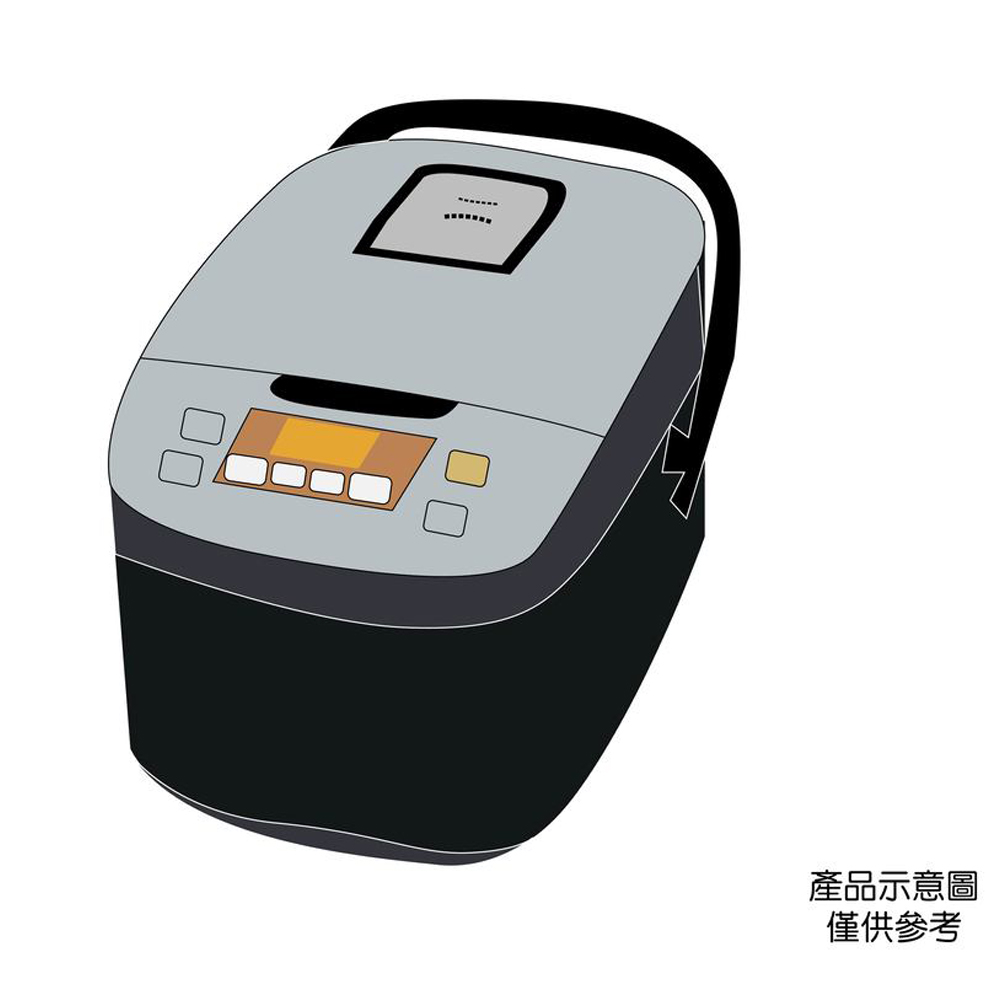 【Panasonic 國際牌】 10人份IH電子鍋 SR-FC188