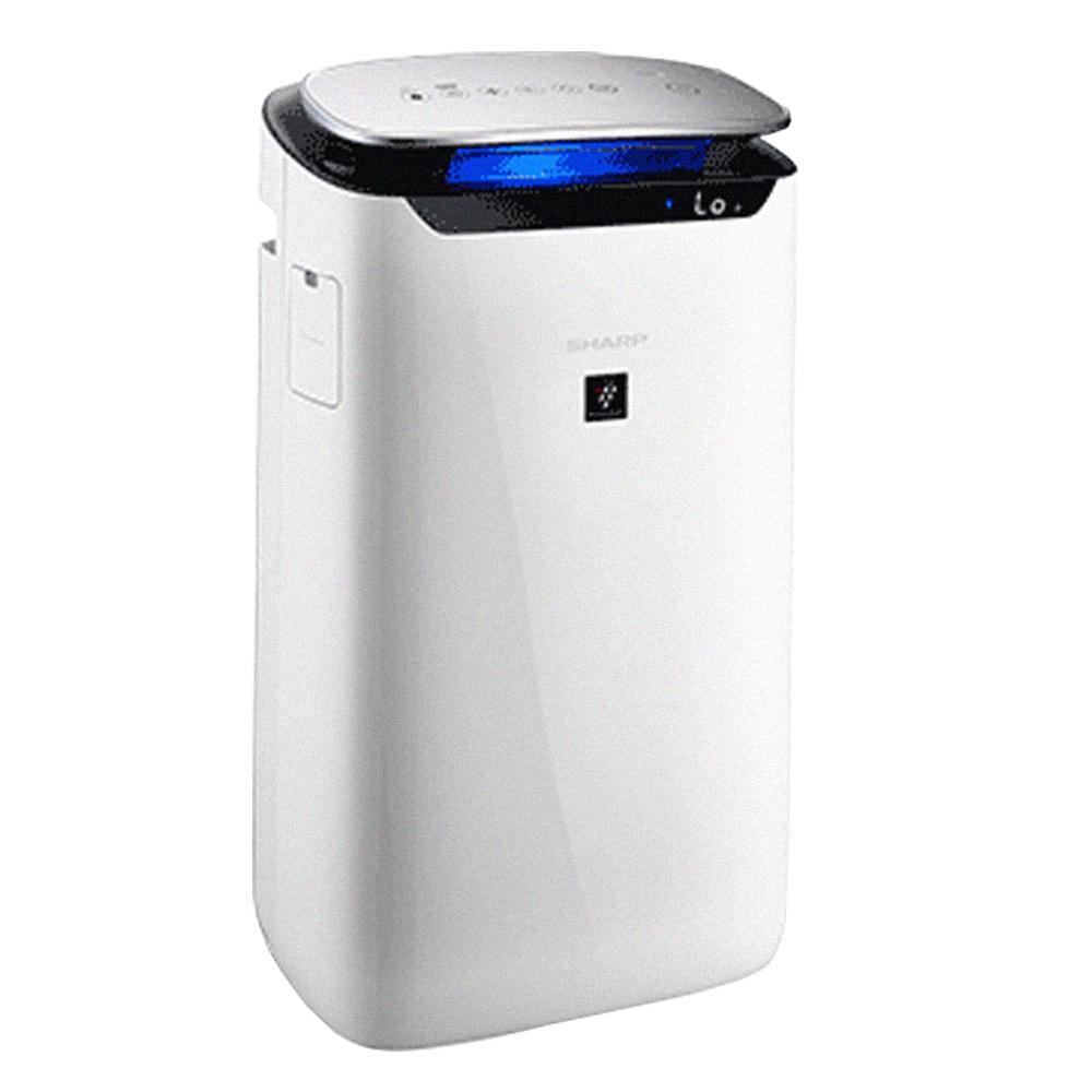 狂歡購物月【SHARP 夏普】15坪 自動除菌離子空氣清淨機 FP-J60T-W