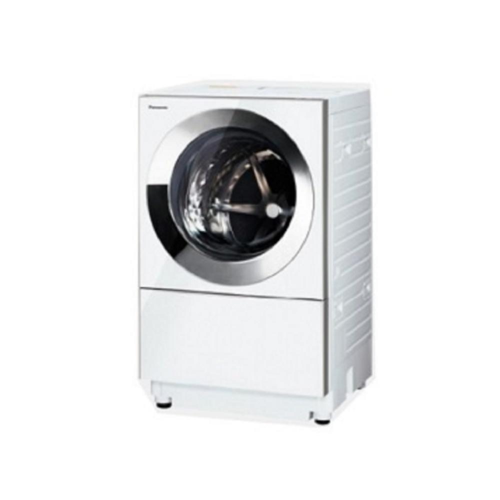 【Panasonic 國際牌】10.5公斤洗脫烘滾筒洗衣機 NA-D106X1WTW