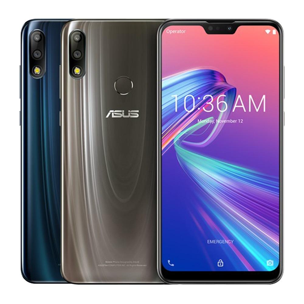 ASUS ZenFone Max Pro M2 ZB631KL 6G/64G 6.3吋大電量手機(贈玻璃保護貼+指環支架)