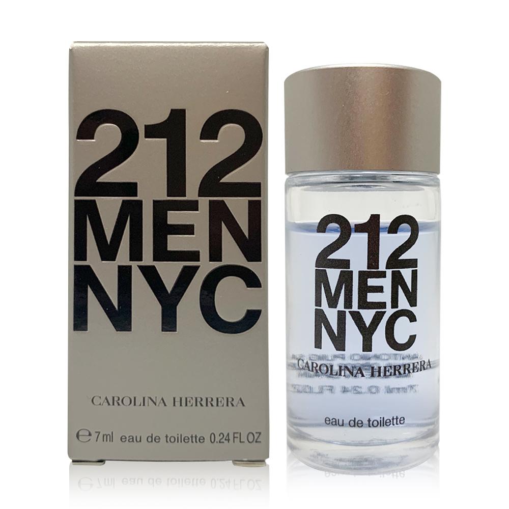 Carolina Herrera 212男性淡香水 小香 7ml