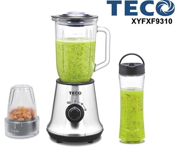 【東元 TECO】多功能研磨隨行杯果汁機 / XYFXF9310 / 冰沙機 / 調理機 / 乾果研磨(調理機)