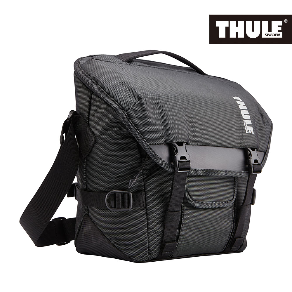 THULE-Covert DSLR Satchel單眼相機包TCDS-101深灰