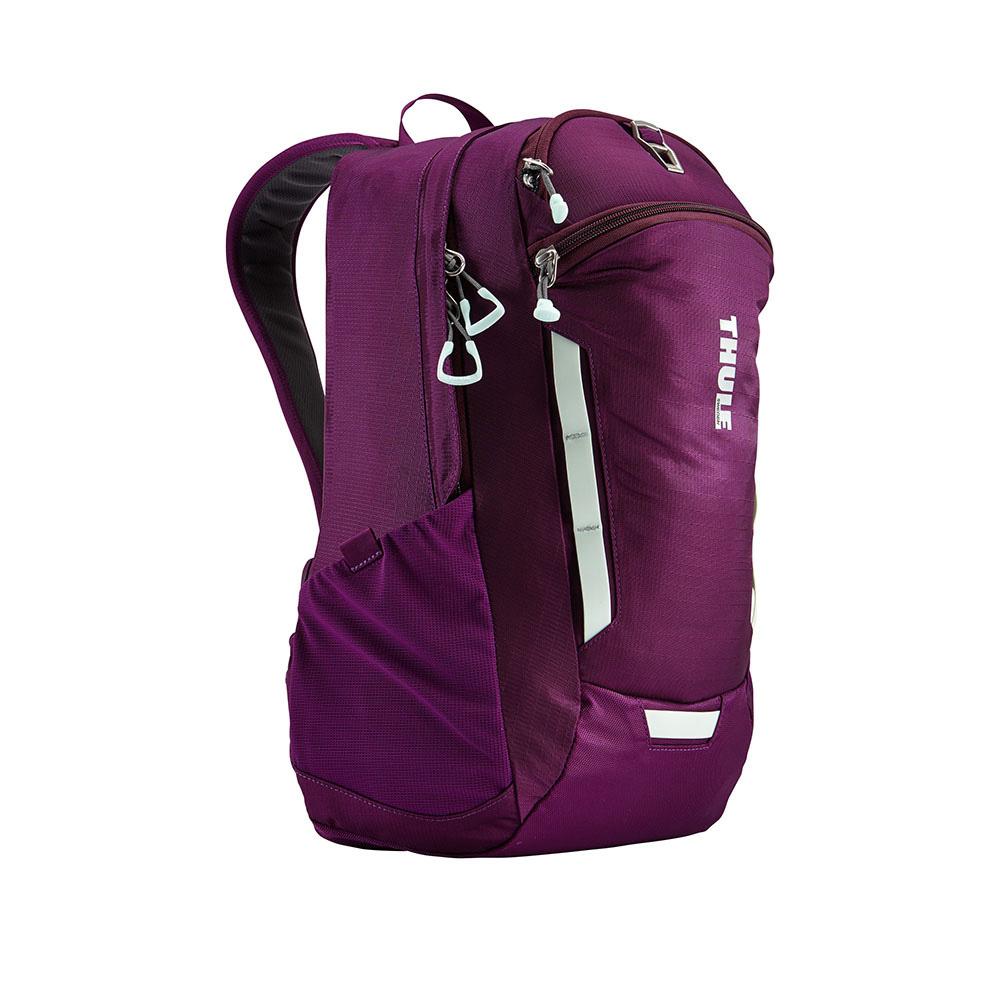 【Thule 都樂】EnRoute Strut多功能15吋雙肩後背包TESD-115-紫
