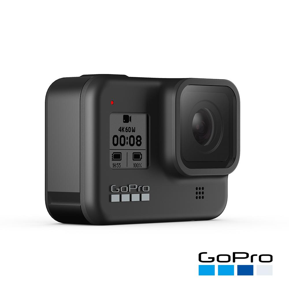 GoPro HERO8 Black全方位運動攝影機CHDHX-801-RW(忠欣公司貨)