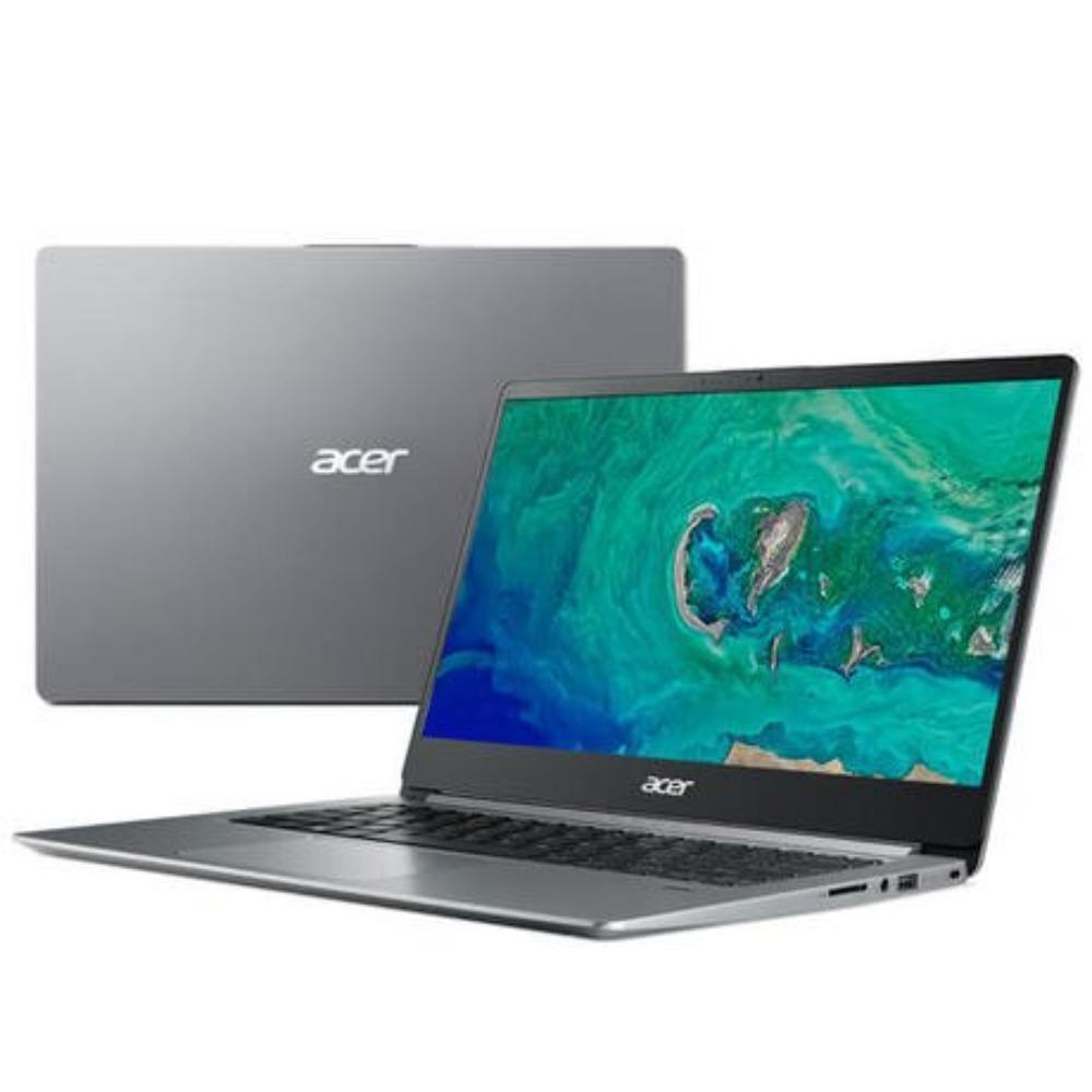 ACER SF114-32-C6BC 銀 N4100 / DDR4 8G / PCIE 256G SSD / 無顯卡 / 14 FHD IPS / Win10
