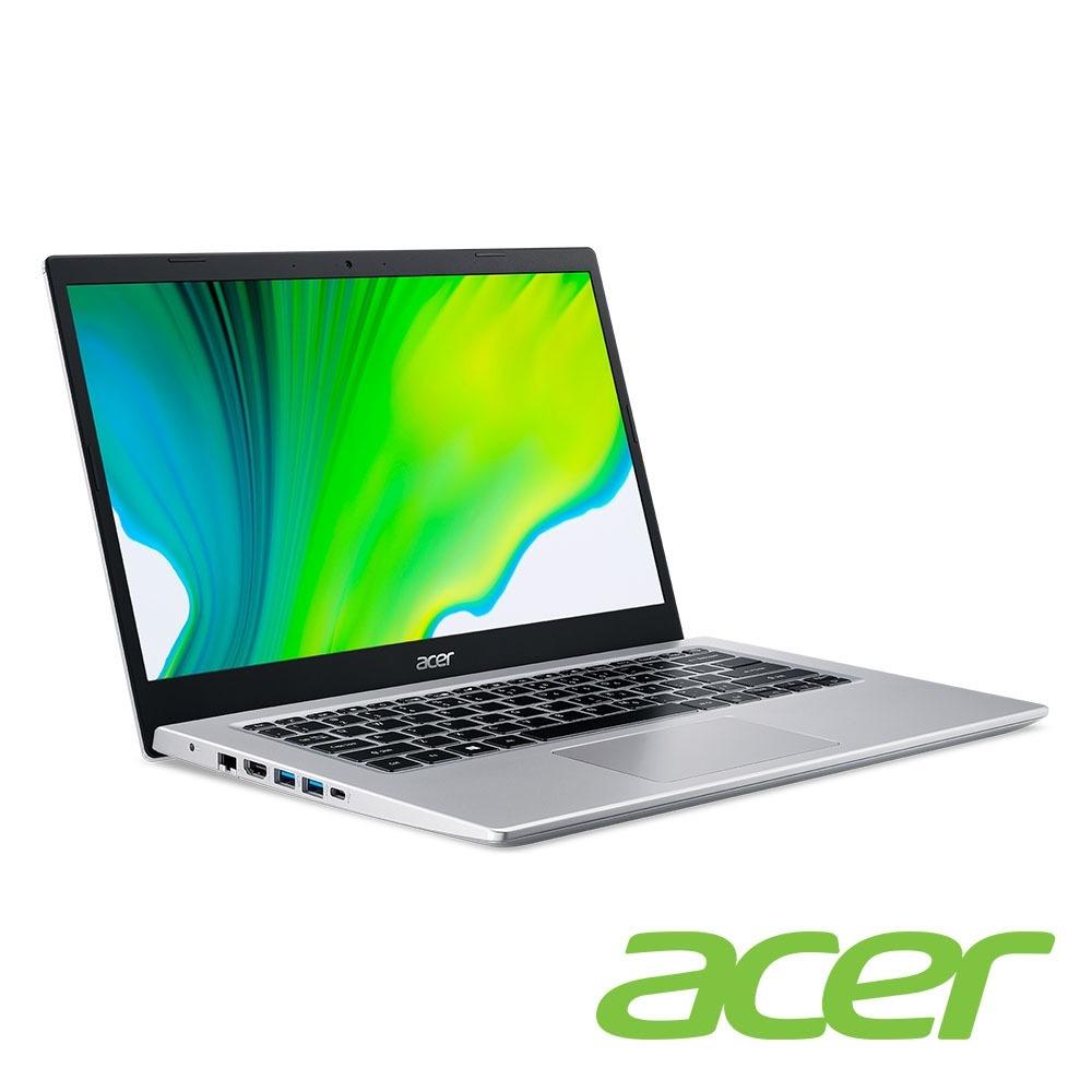 ACER A514-54G-5752  銀 I5-1135G7 / DDR4 8G(Onboard)(MAX 24G) / 1TB HDD / MX 350 2G / 14 FHD IPS / Win10