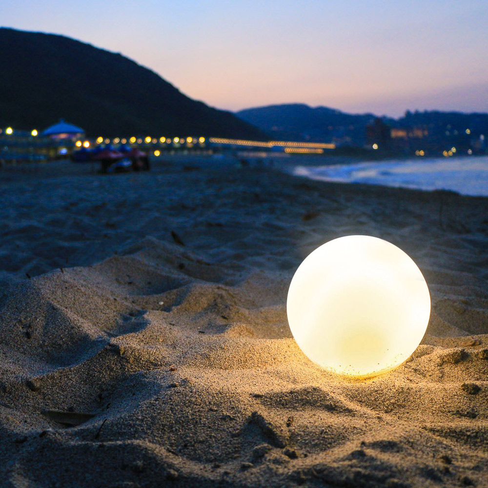 MOGICS|Coconut 折折燈 (暖暖燈)