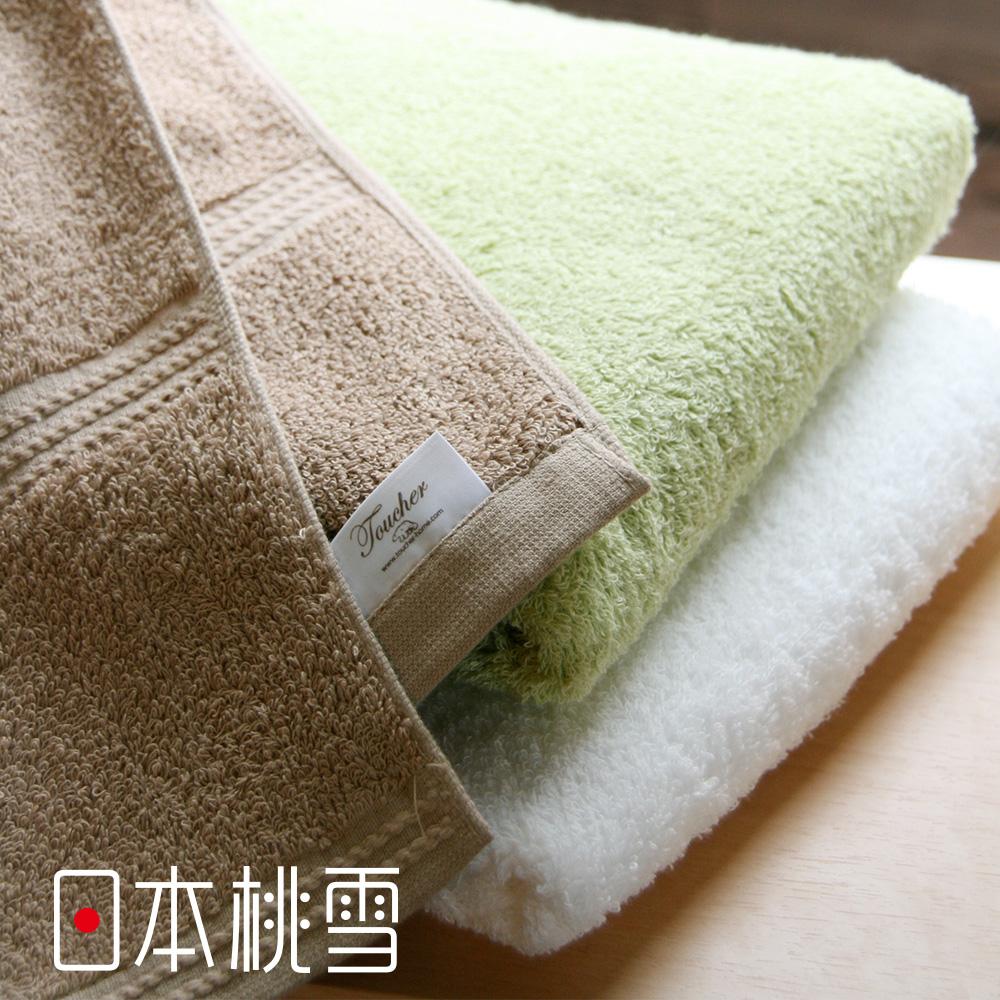 日本桃雪【居家浴巾】共7色