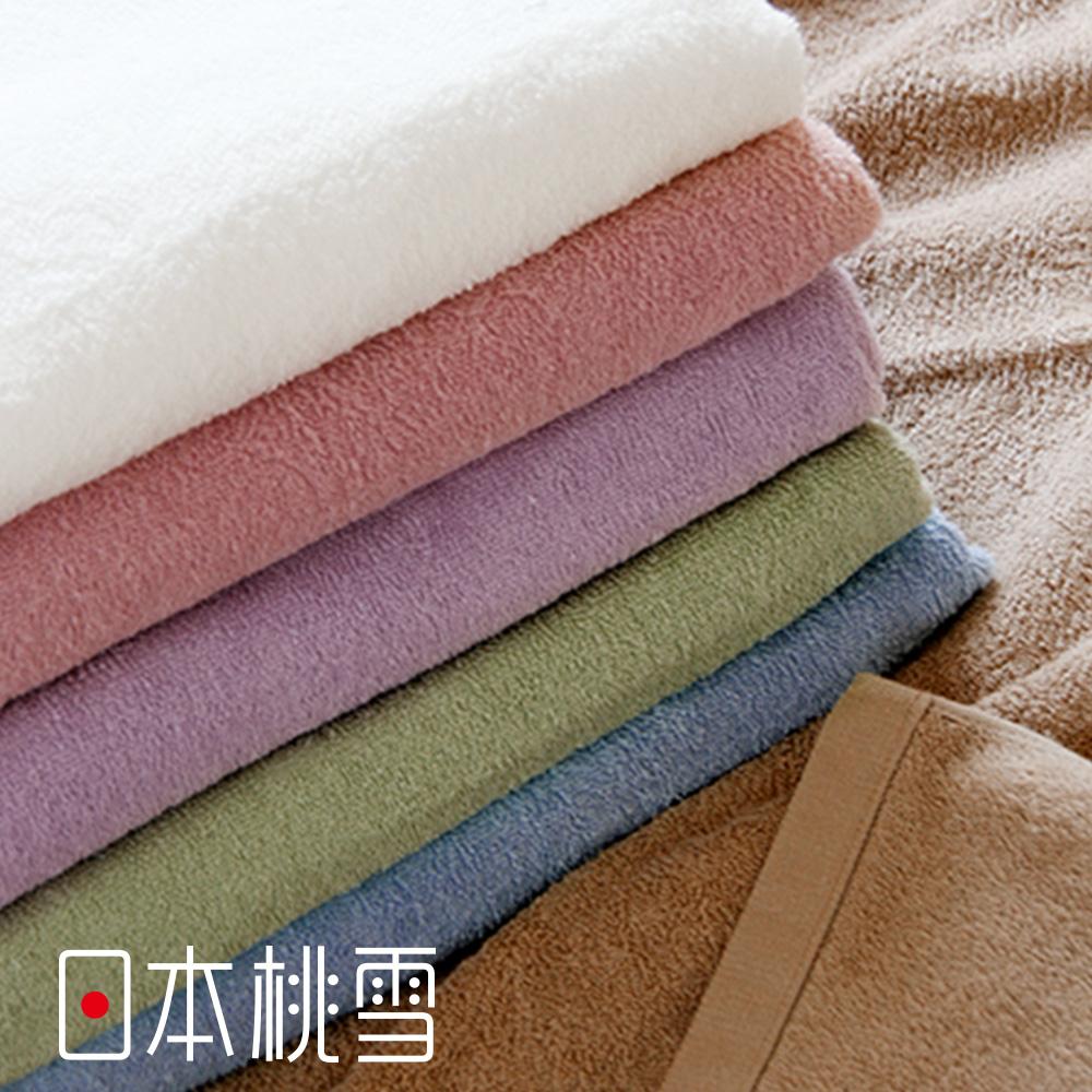 日本桃雪【超大浴巾】共6色