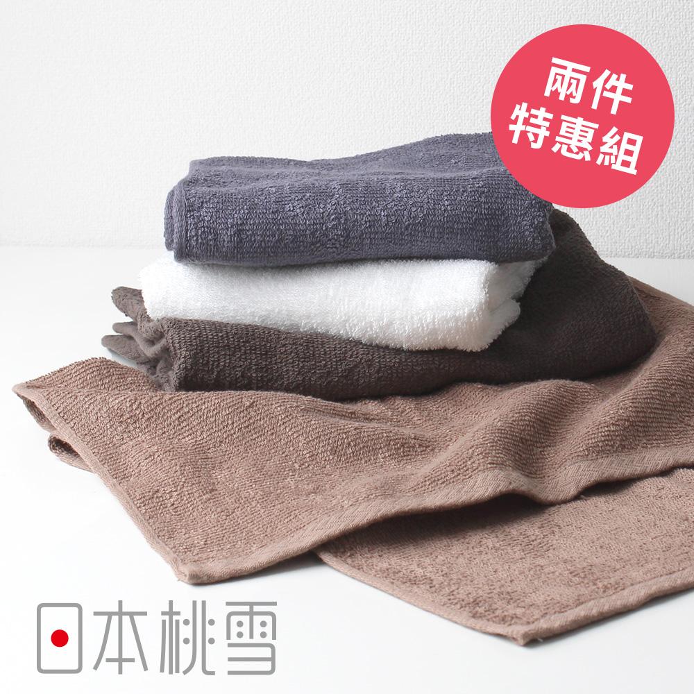 日本桃雪【綁頭毛巾】超值兩件組共5色