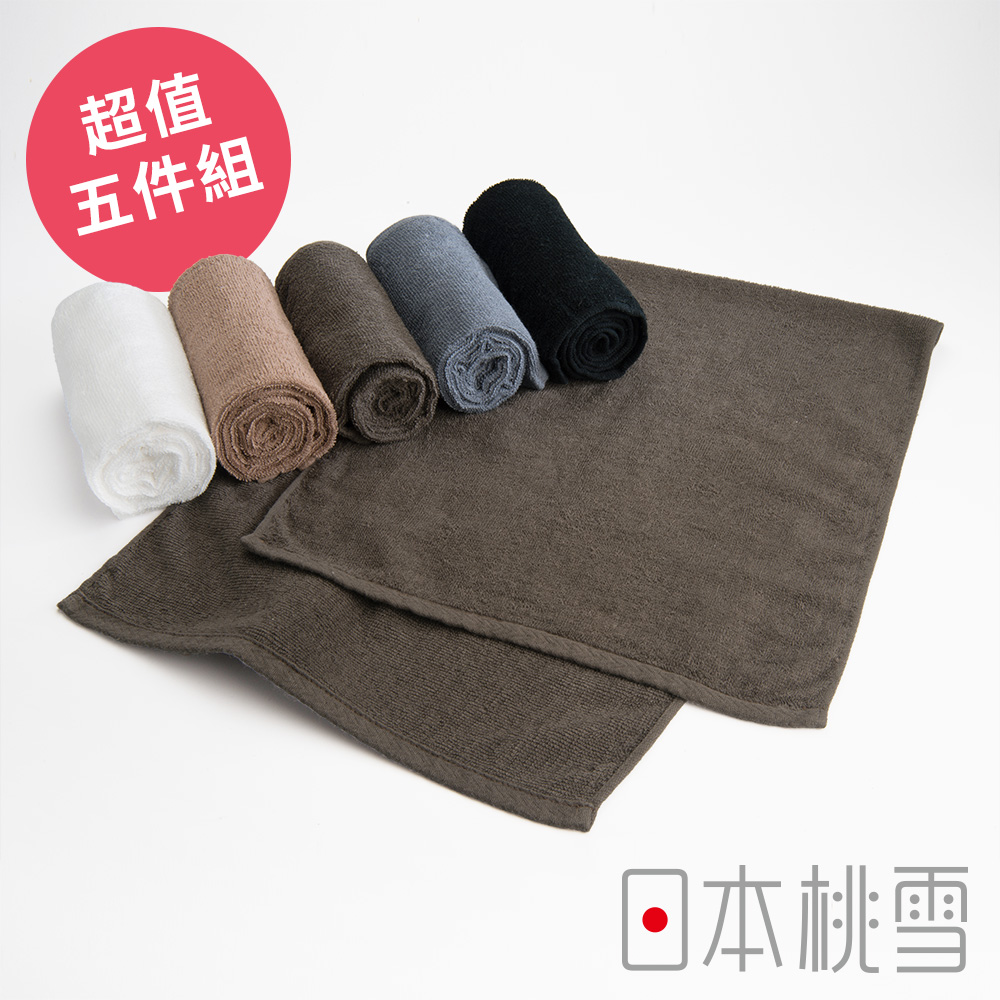 日本桃雪【綁頭毛巾】全顏色超值組