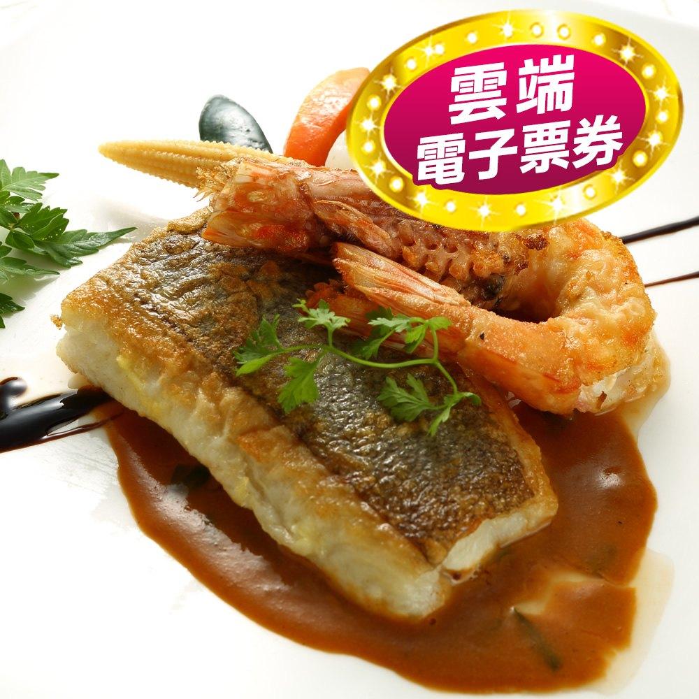 【高雄】商旅Urban Cafe 都會美饌主菜+自助沙拉吧午餐或晚餐套餐券(假日不加價)_