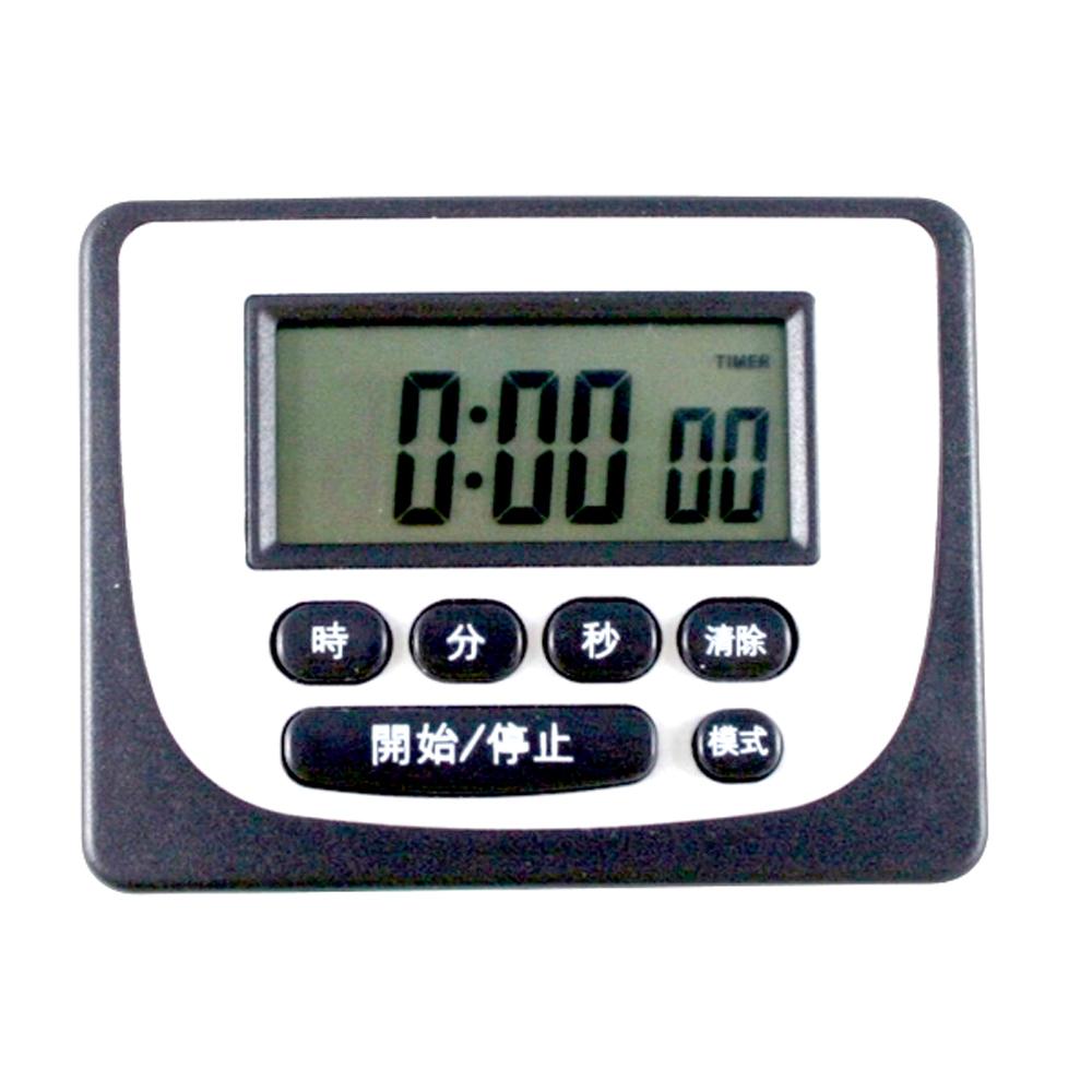 【KINYO】電子式24小時大螢幕正倒數計時器(TC-3)
