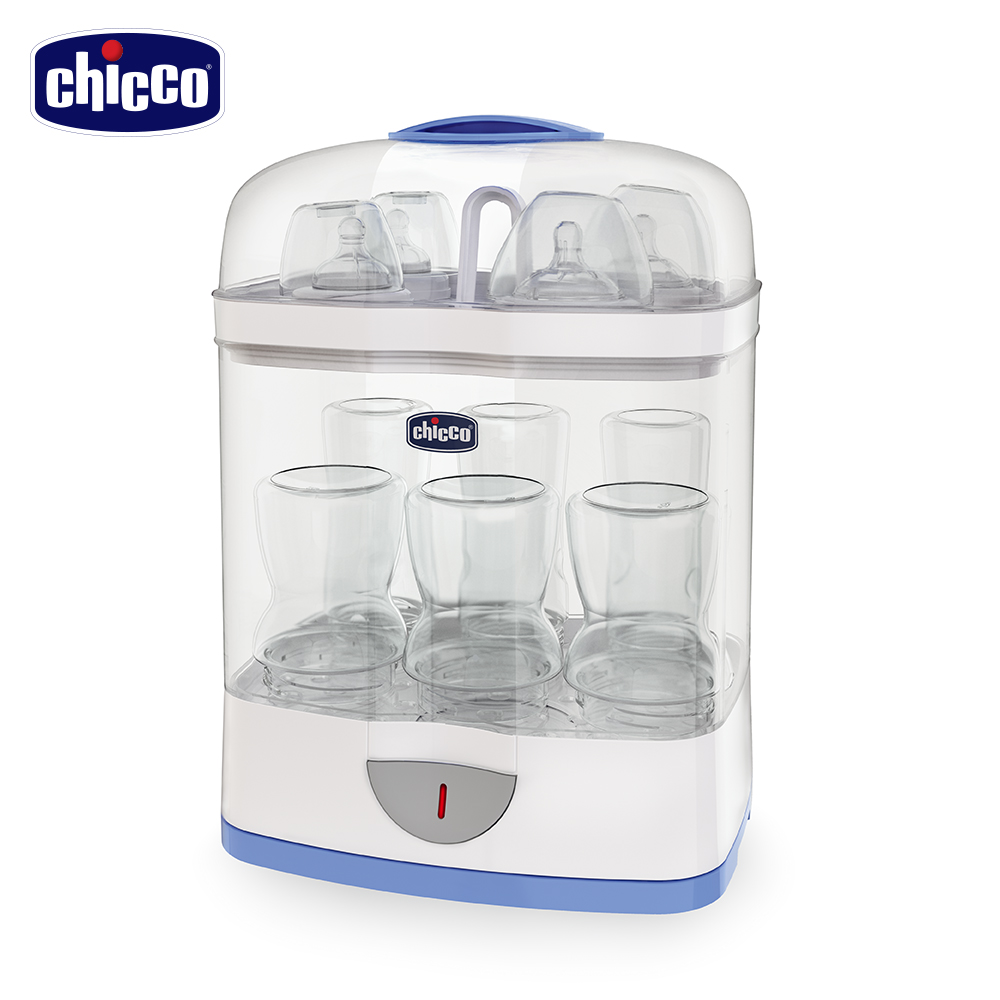 chicco-2合1電子蒸氣消毒鍋