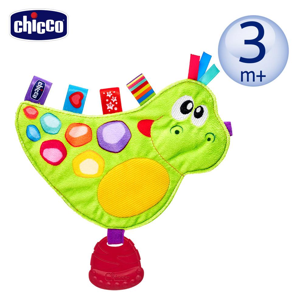chicco-俏皮恐龍觸感玩具