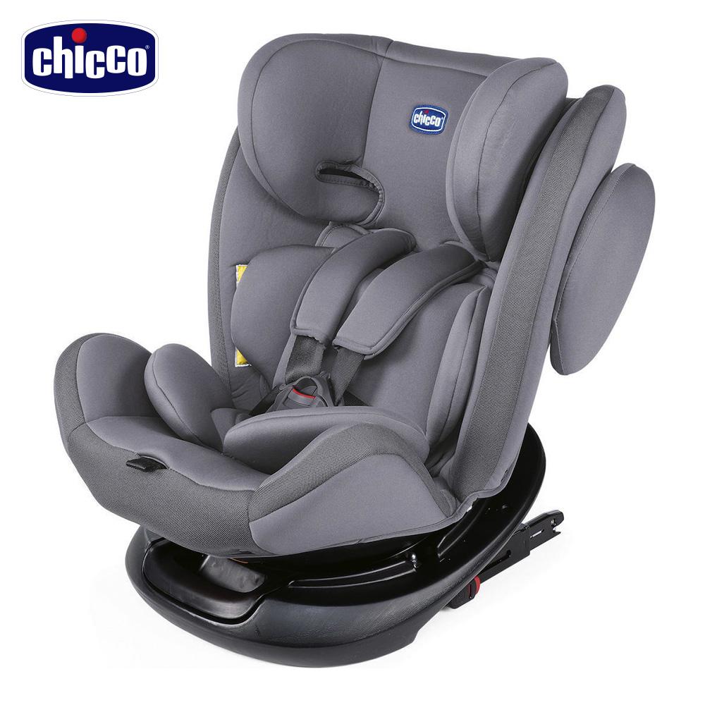 chicco-Unico 0123 Isofit安全汽座-大理灰