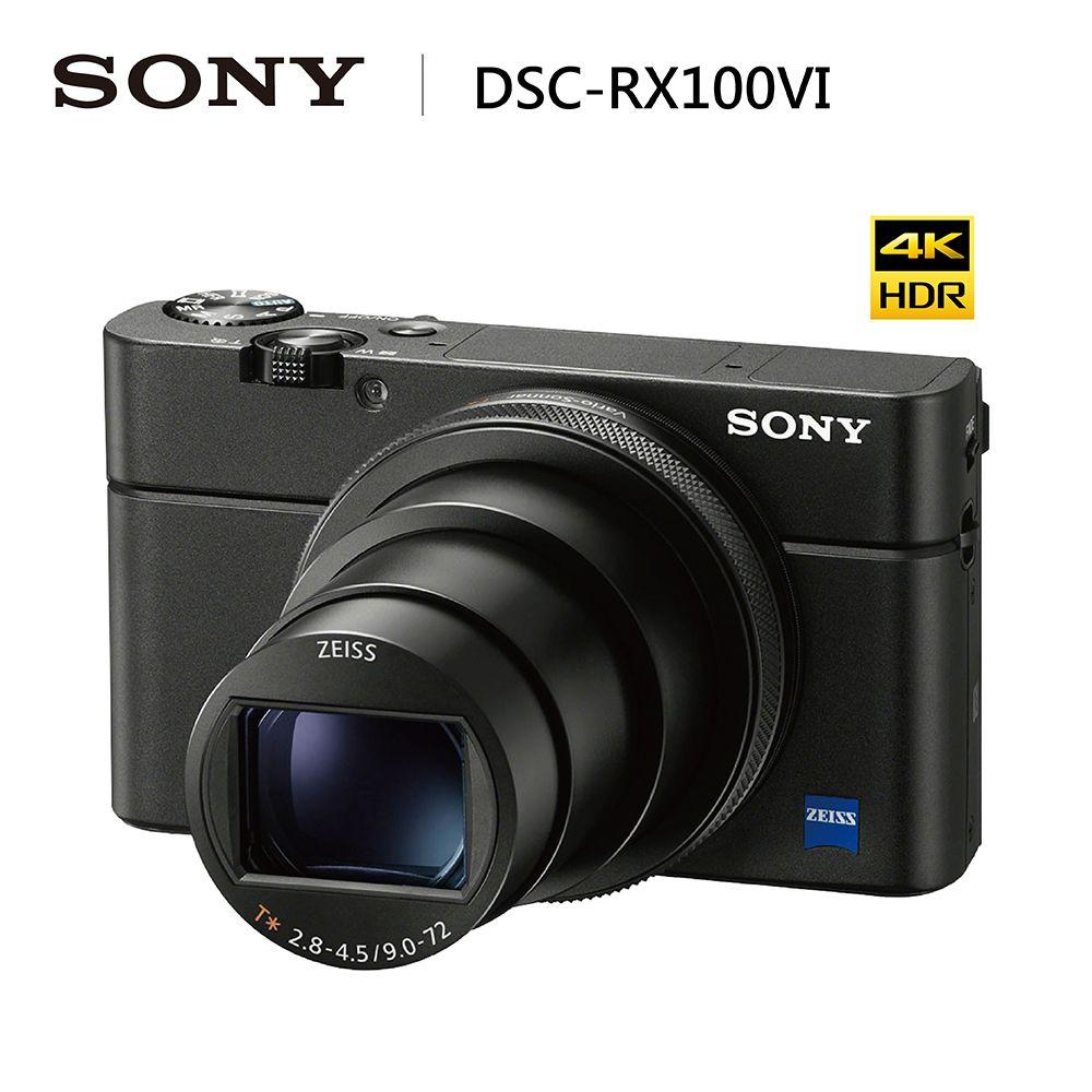 SONY 索尼  RX100M6 輕巧型類單眼 DSC-RX100VI (公司貨)