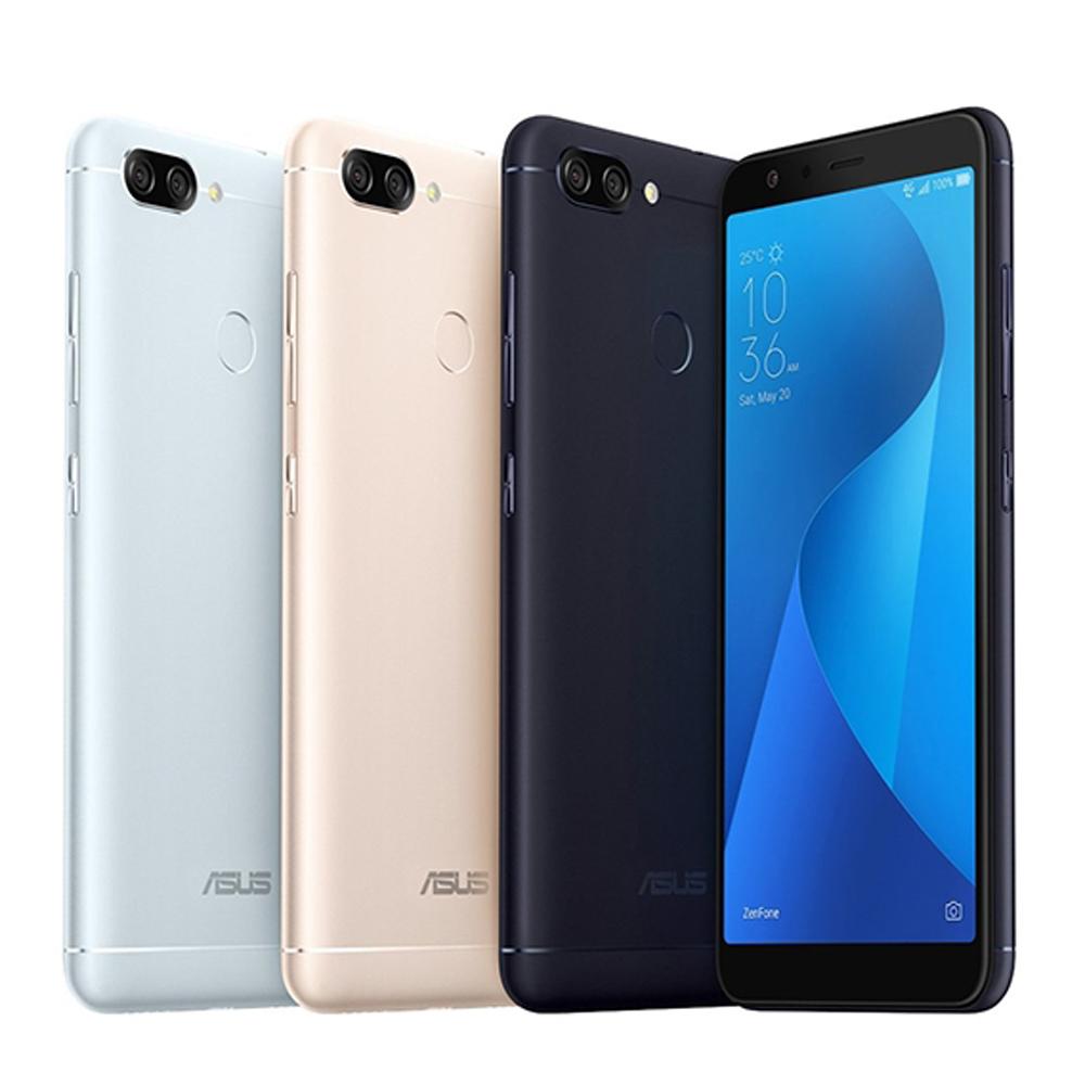 ASUS ZenFone Max Plus ZB570TL 5.7吋全螢幕電力怪獸手機【贈-9H玻璃貼+防摔空壓殼】