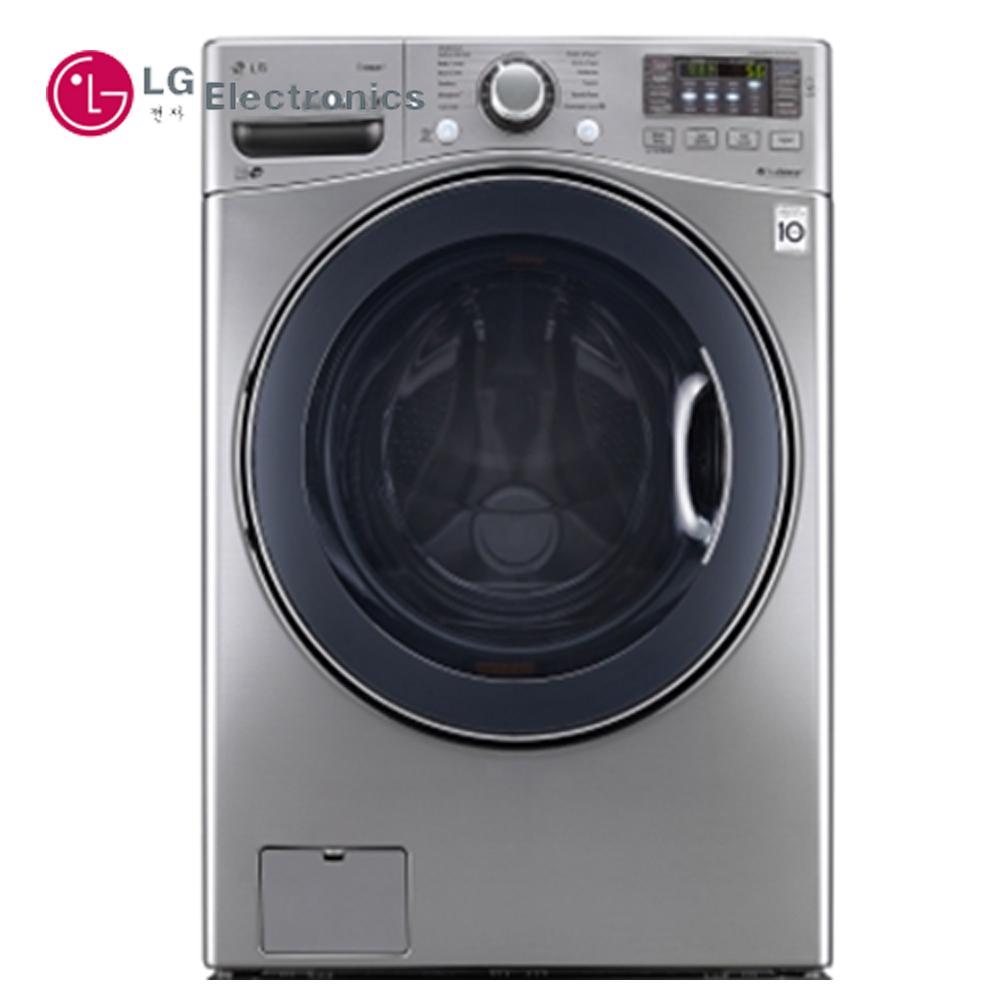 【LG樂金】18公斤蒸氣洗脫烘滾筒洗衣機 (WD-S18VCD)