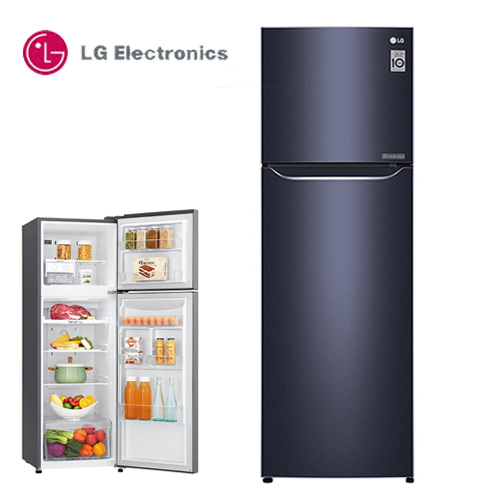 【LG樂金】 253公升變頻上下門冰箱(GN-L307C)