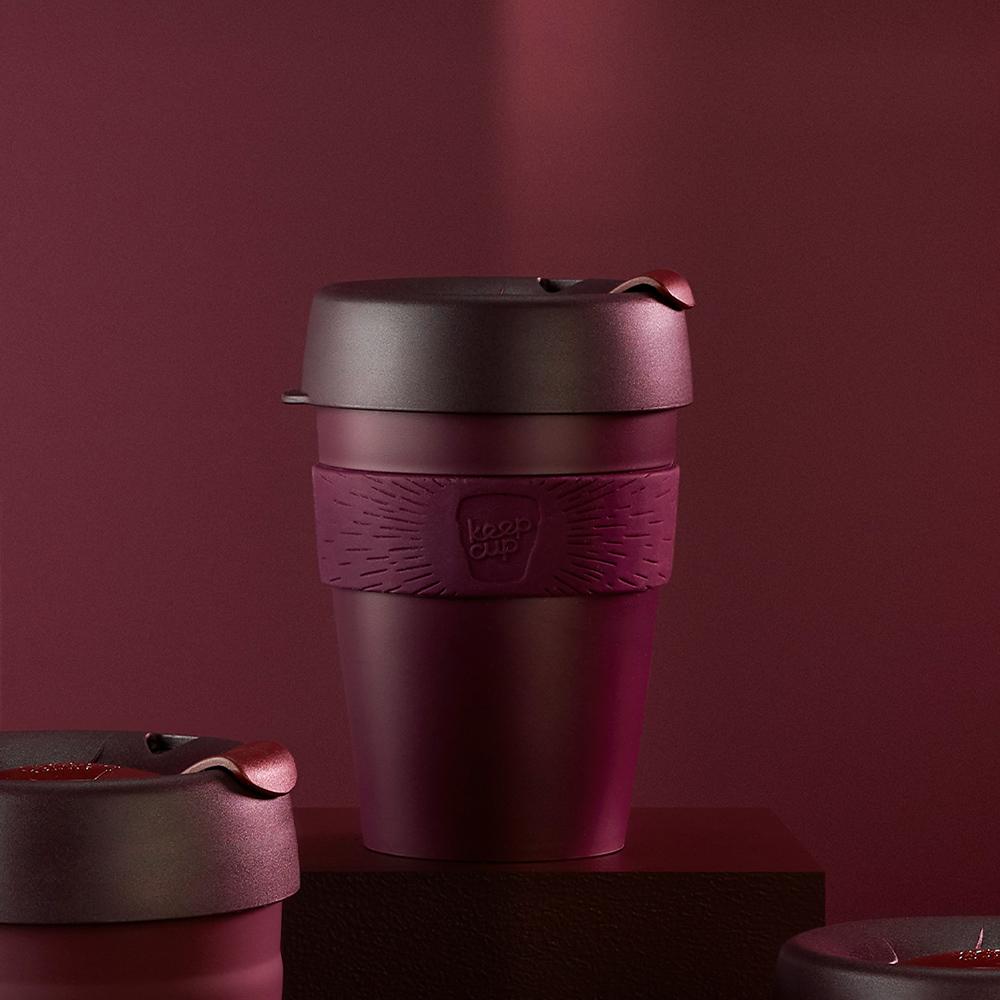 【雙11特談】澳洲 KeepCup 隨身杯 M - 甜酒紅