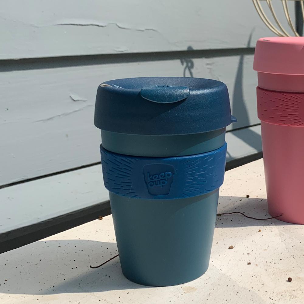 【雙11特談】澳洲 KeepCup 隨身杯 M - 優雅藍