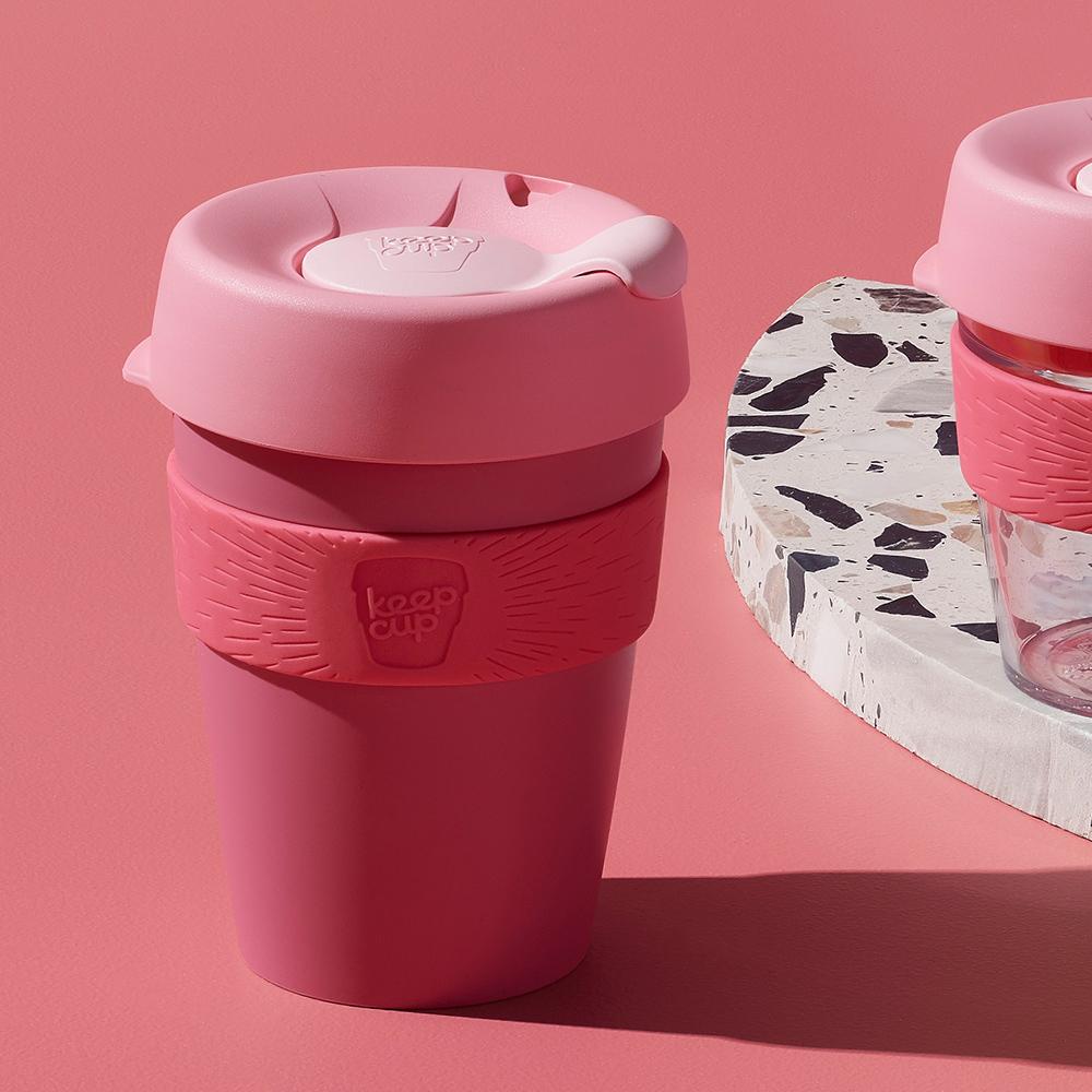 【雙11特談】澳洲 KeepCup 隨身杯 M - 甜心粉
