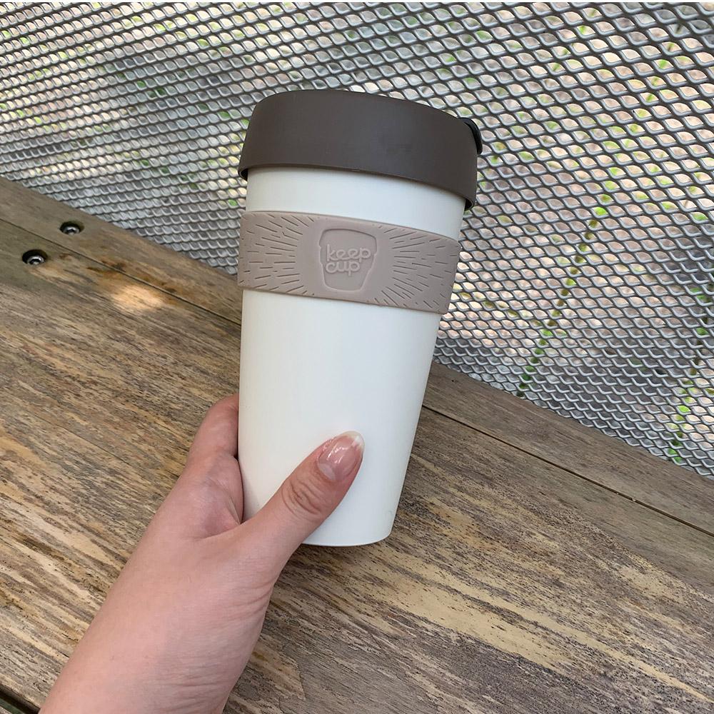 【雙11特談】澳洲 KeepCup 隨身杯 L - 奶油絲絨
