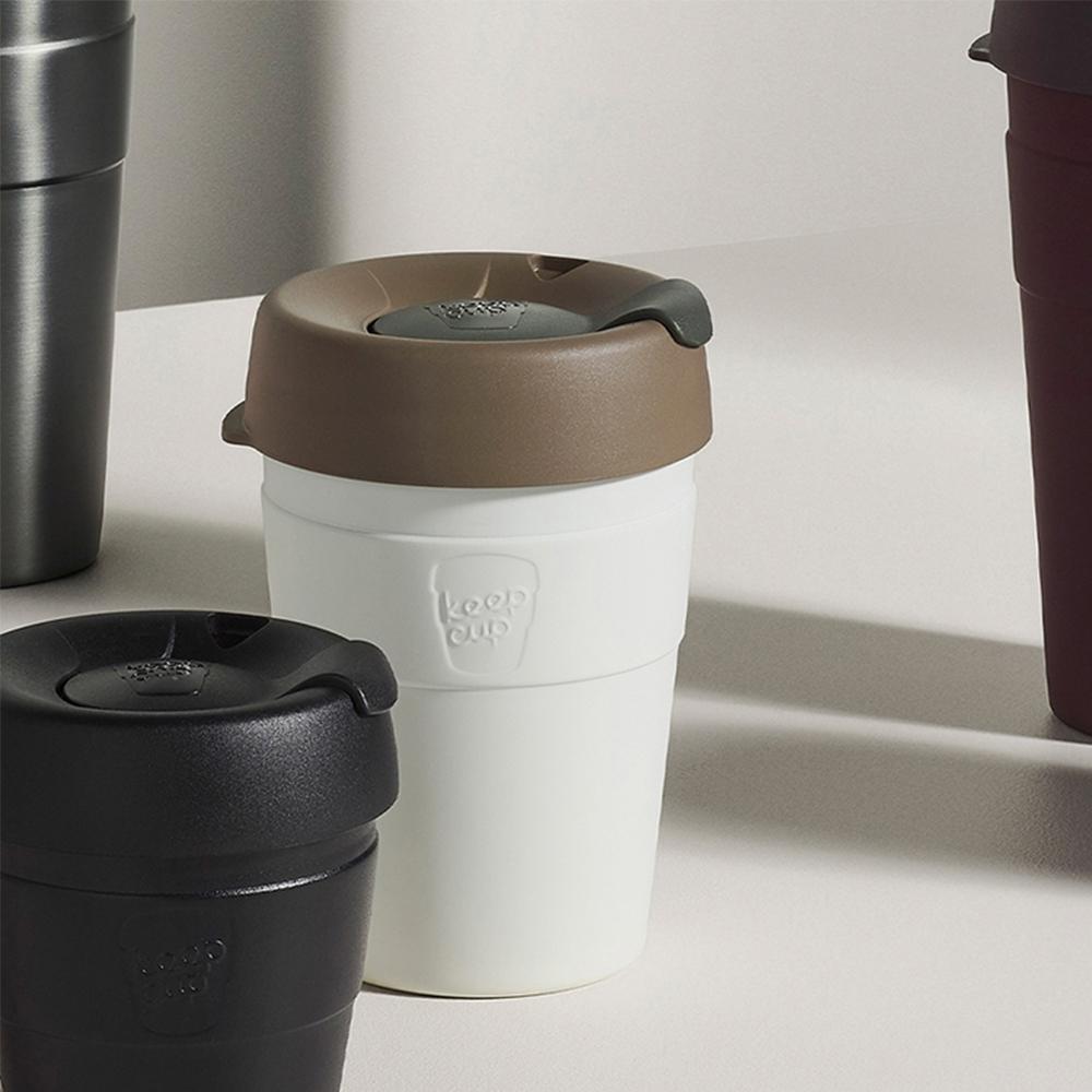 【雙11特談】澳洲 KeepCup 雙層真空隨身杯 M - 奶油絲絨