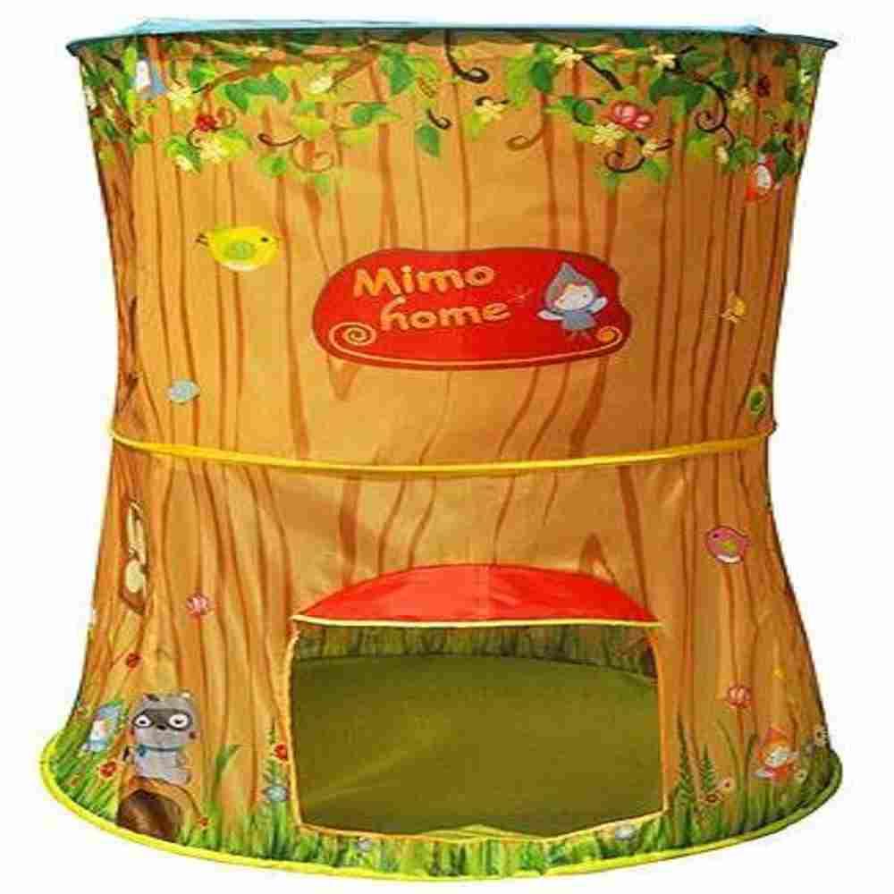 樹屋遊戲帳篷+100小球(CBH-31)