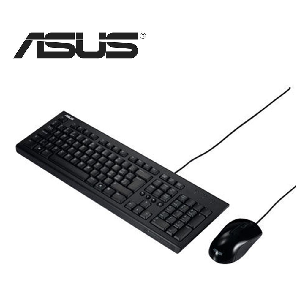 ASUS 華碩 U2000 USB鍵盤滑鼠組