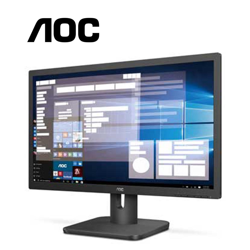 AOC  22型低藍光不閃屏螢幕-22E1H