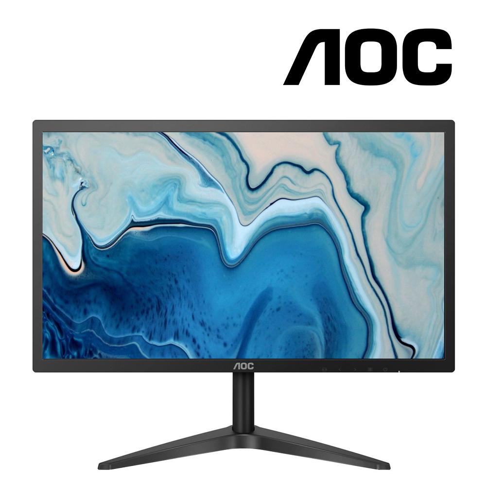 AOC 22型低藍光不閃屏螢幕 22B1H