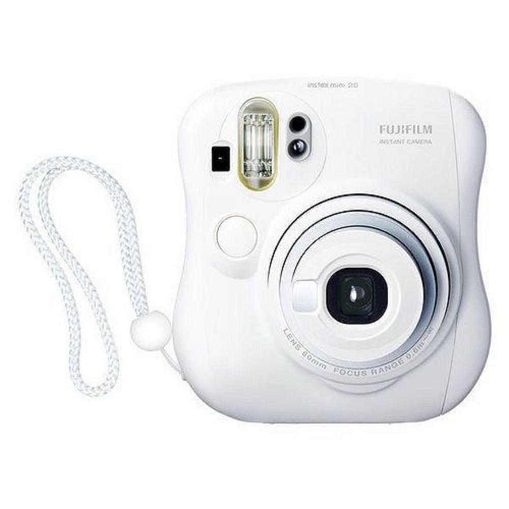 FUJIFILM Instax mini 25 拍立得相機(公司貨)-送空白底片+束口袋