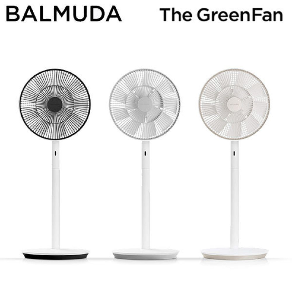 【父親節88折】 BALMUDA The GreenFan 風扇 EGF-1600公司貨