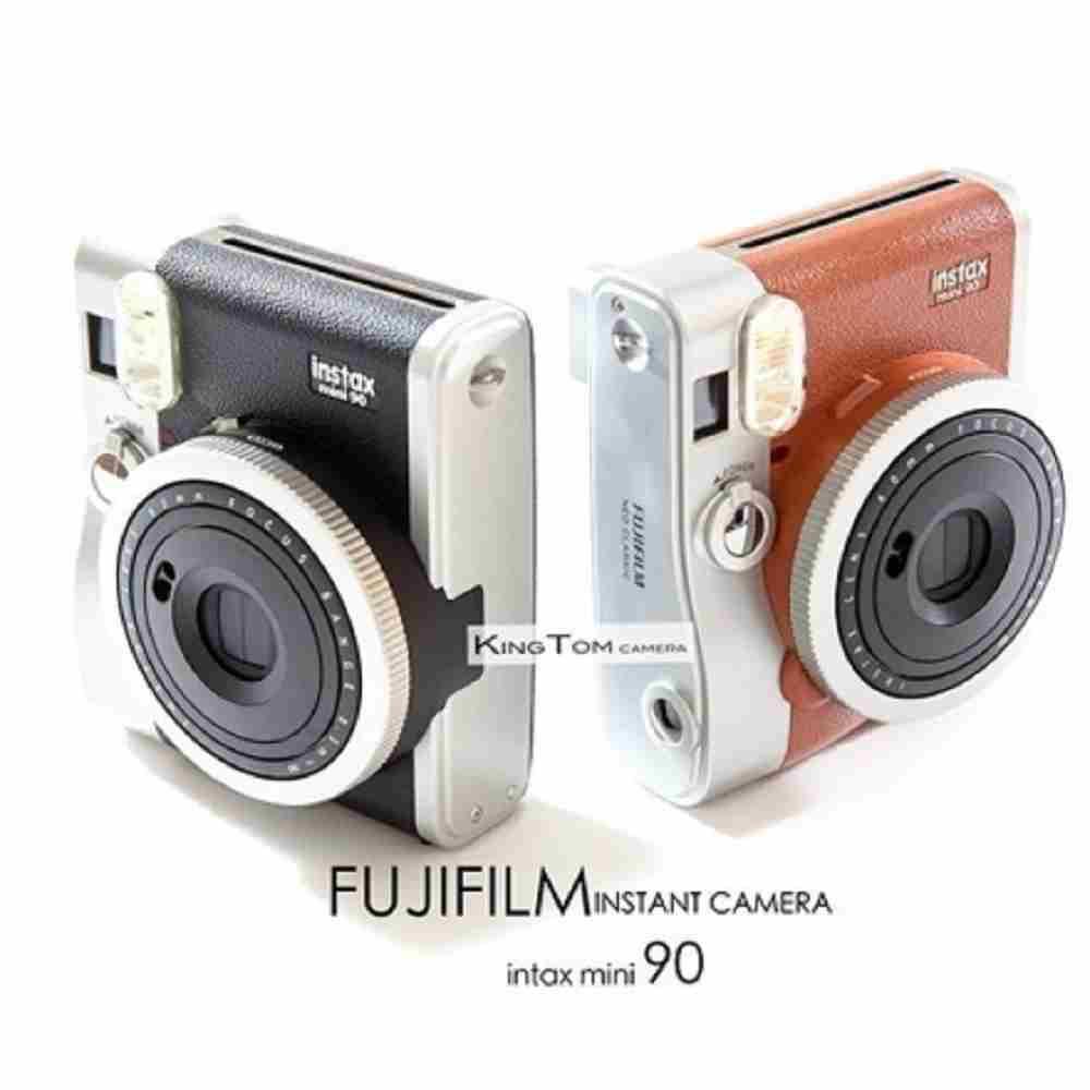 【雙重好禮】FUJIFILM Instax mini 90 拍立得相機(公司貨)