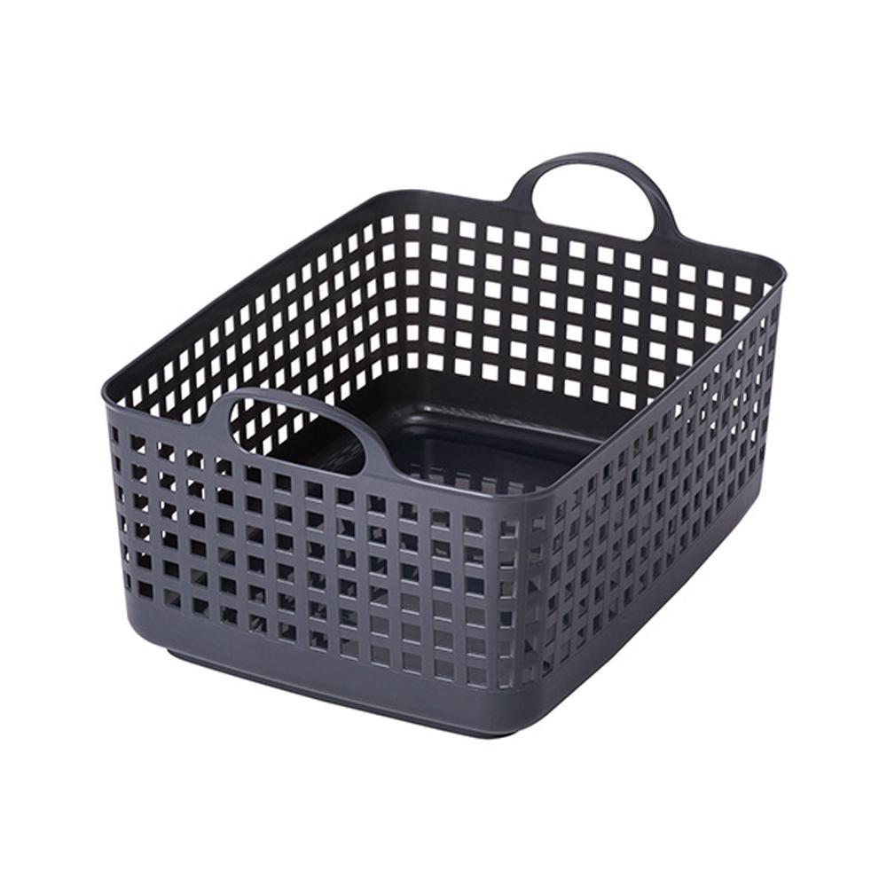 日本LIKE IT 北歐風手提式收納洗衣籃(單入)