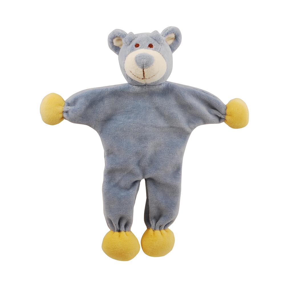 SimplyFido 威利藍軟Q熊
