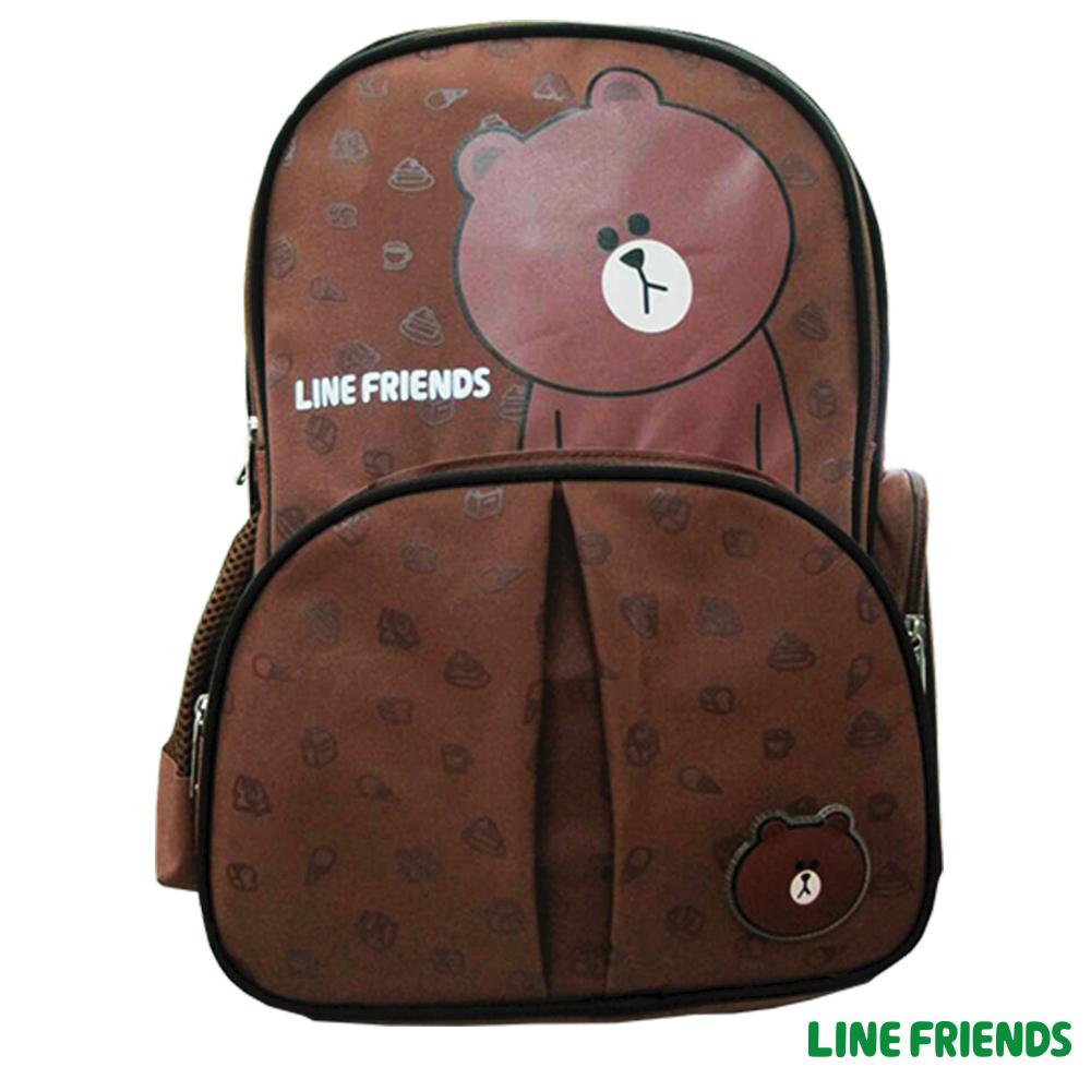 LINE FRIENDS 護脊書包(熊大)LI557900A